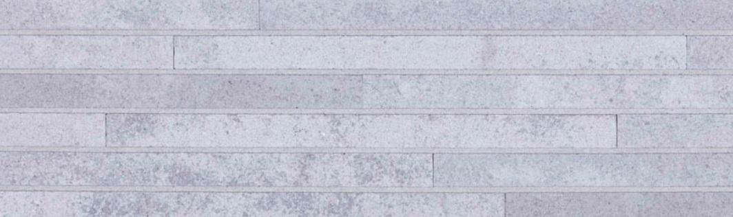 224st. Dover White Beton Langformaat (€1.58 p/s)